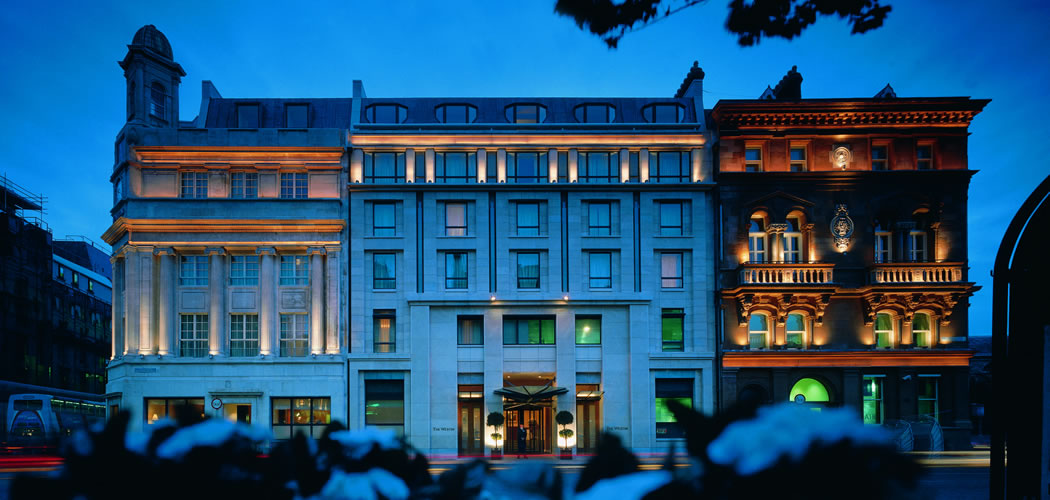 The Westin Hotel Dublin Ireland