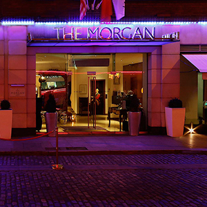 The Morgan Hotel Dublin Ireland