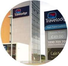 Travelodge Hotel Castletroy Limerick Ireland