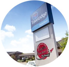 Travelodge Hotel Waterford Ireland