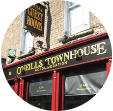 O'Neill's Victorian Pub & Townhouse