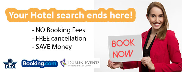 Savings On Last Minute Hotels Dublin Banner