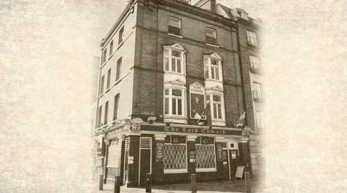 The Lord Edward Dublin's Most Haunted Pubs