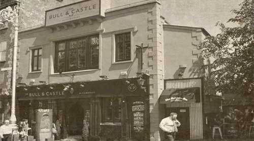 Bull & Castle Inn Dublin's Most Haunted Pubs