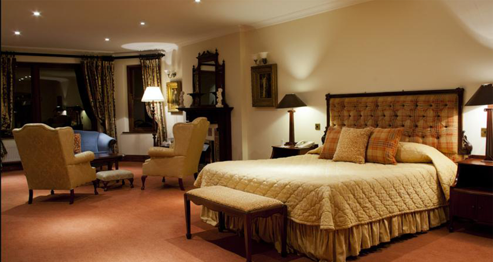 Tinakilly Country House Hotel in Wicklow Ireland
