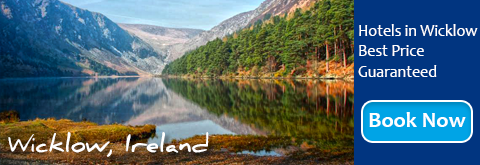 Hotels in Wicklow Ireland Banner Ad
