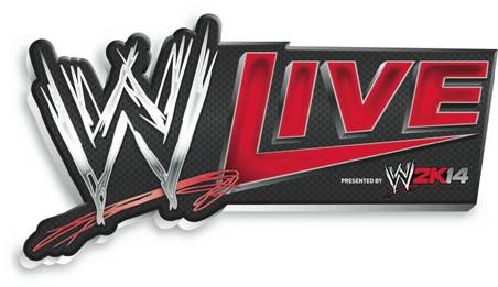 WWE Live Thursday, 7 November, 2013 at 7:30pm