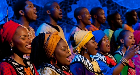 Waltons World Masters - Soweto Gospel Choir
