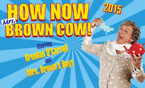 How Now Mrs Brown Cow - 02 Dublin, Concerts in Dublin 2015