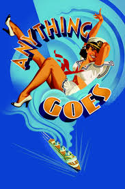 Anything Goes - Bord Gais Energy Theatre, Concerts in Dublin 2015