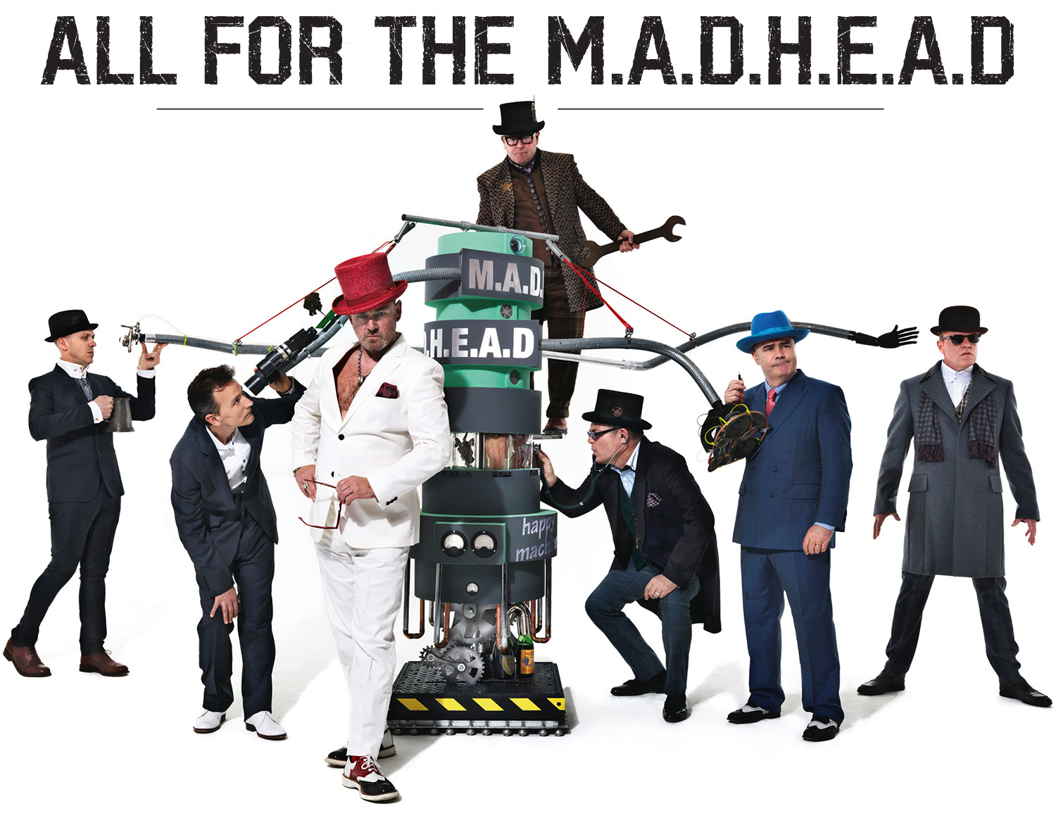 Madness Live @ The 3Arena