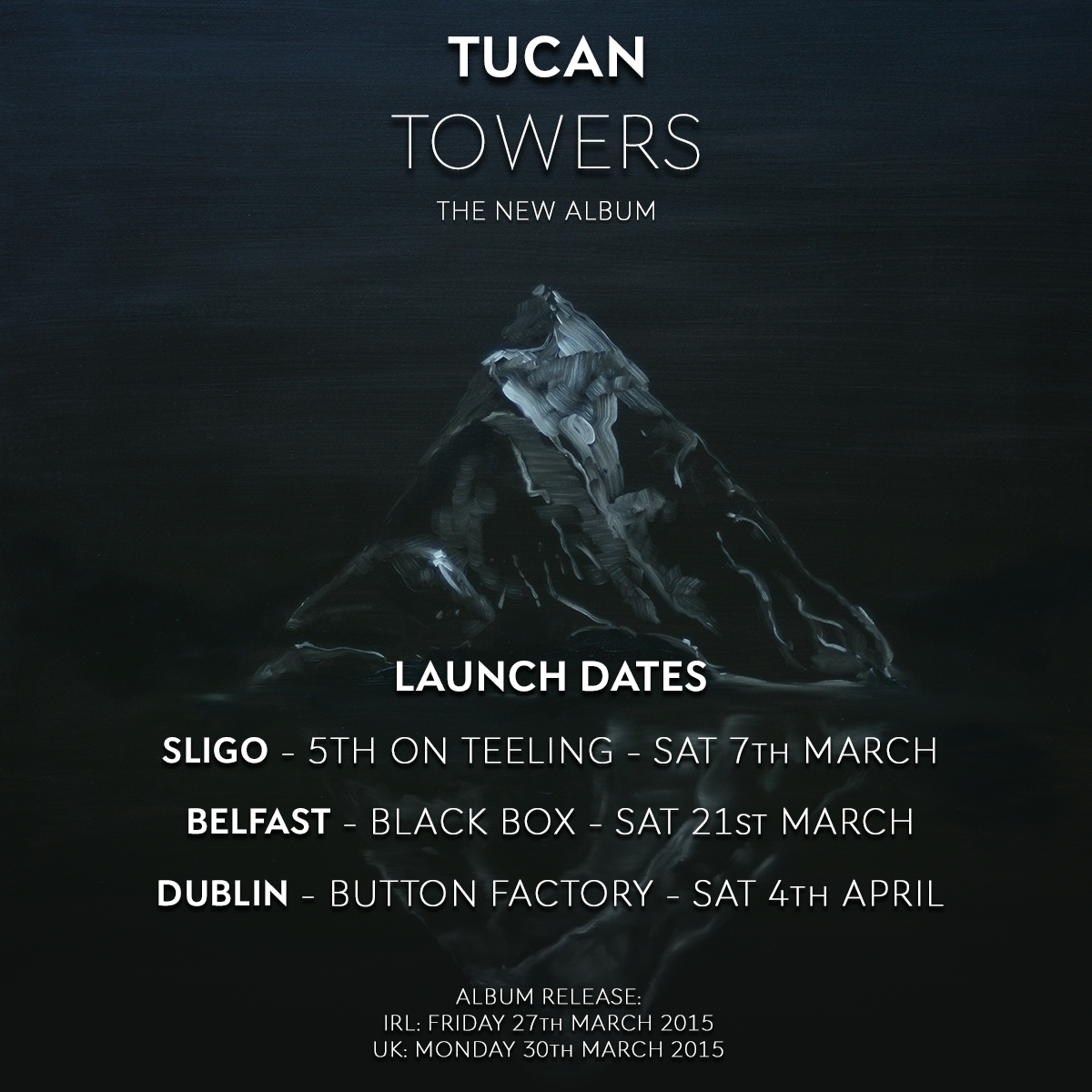Whats on in Dublin - Tucan - Button Factory