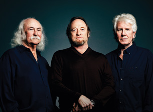 Crosby Stills and Nash Live Concert in Bord Gais Theatre Dublin Ireland