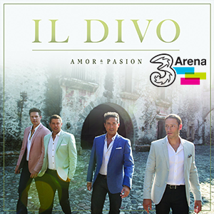 Il Divo Concert in Dublin Amor and Pasion Tour 2016