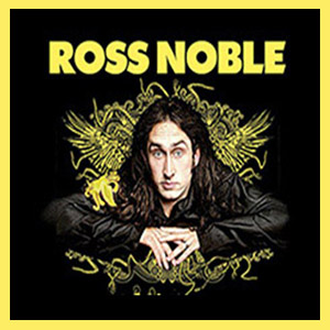 Ross Noble at Olympia Theatre Dublin Ireland