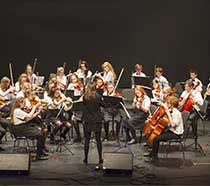 Fingal Youth Orchestra Concert at Draiocht Dublin Ireland