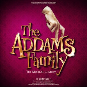 The Addams Family Musical Comedy at Bord Gais Energy Dublin Ireland