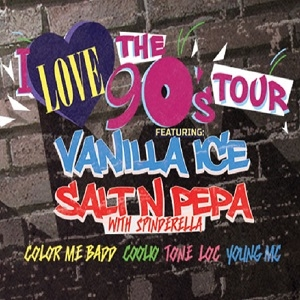 I LOVE THE 90'S!Concert at 3Arena Dublin Ireland