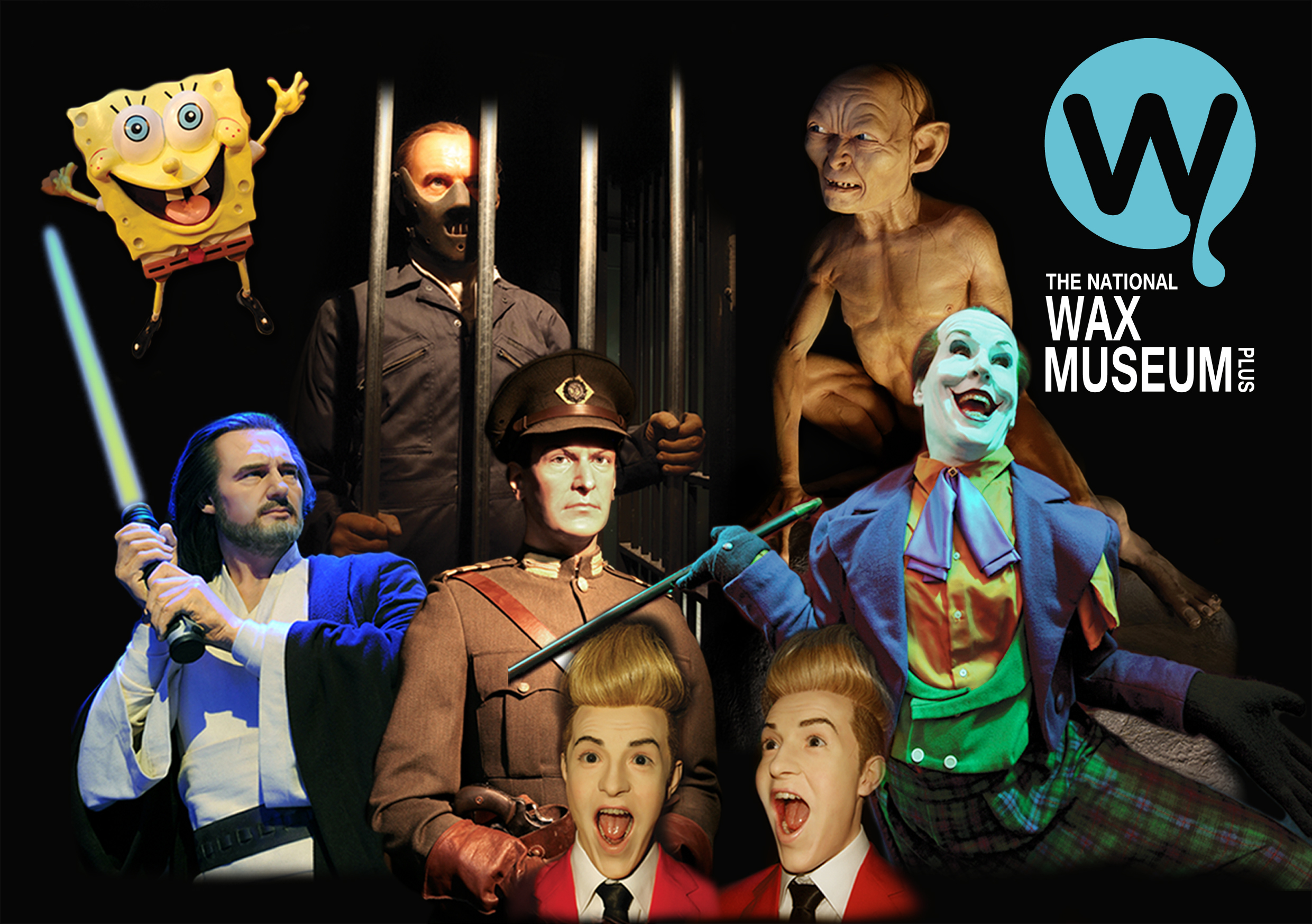 Things To Do in Dublin - National Wax Museum