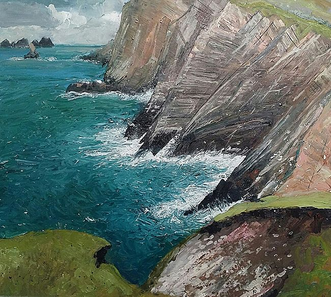 Wild Places An exhibition by Neal Greig at Doorway Gallery Dublin Ireland