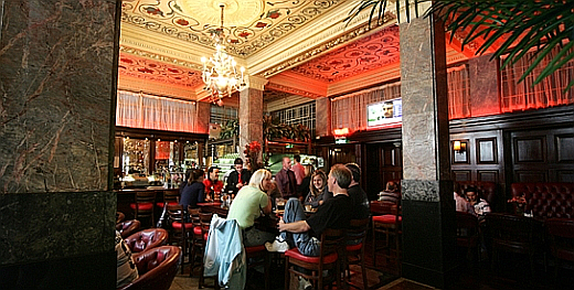 The Grand Central Cafe Bar