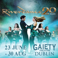 FREE RIVERDANCE COMPETITION (CLOSED)