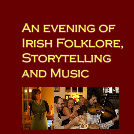 An Evening of Irish Folklore, Storytelling and Music Competition