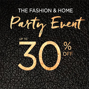 The House of Fraser Christmas Shopping Event!
