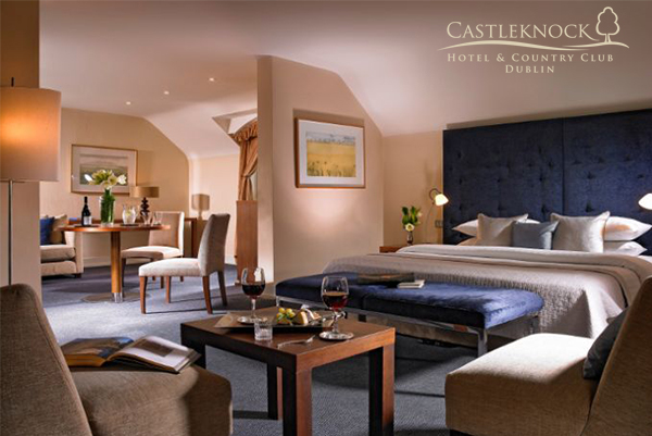 Castleknock Hotel and Country Club Dec & Jan Spa Sale