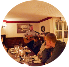An evening of Irish Folklore, Storytelling and Music - Dublin events