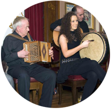 The Irish House Party - Traditional Irish Music and Dance Dublin Ireland