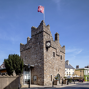 Dalkey Castle and Heritage Centre Co Dublin Ireland